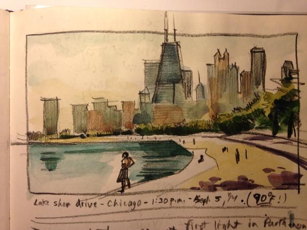 Lake Shore Der Chicago