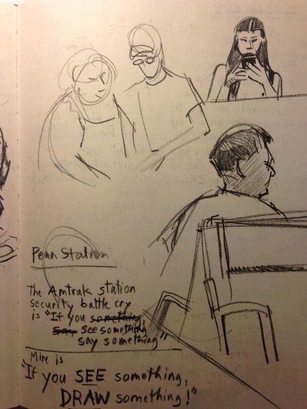 Penn Station 2