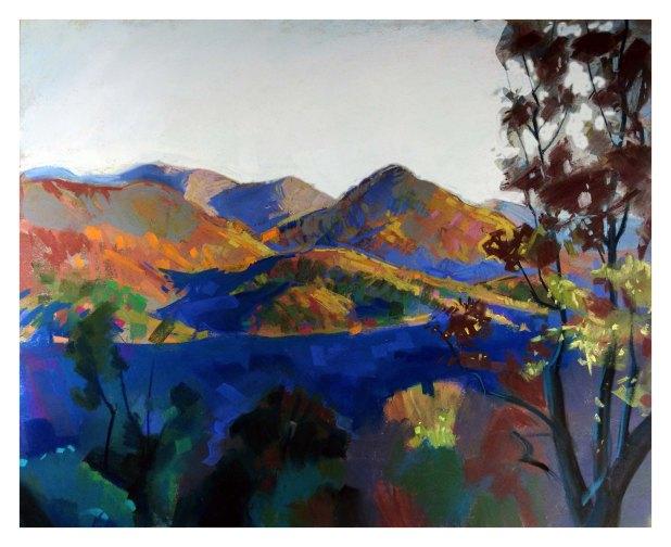 Sharptop autumn dusk2