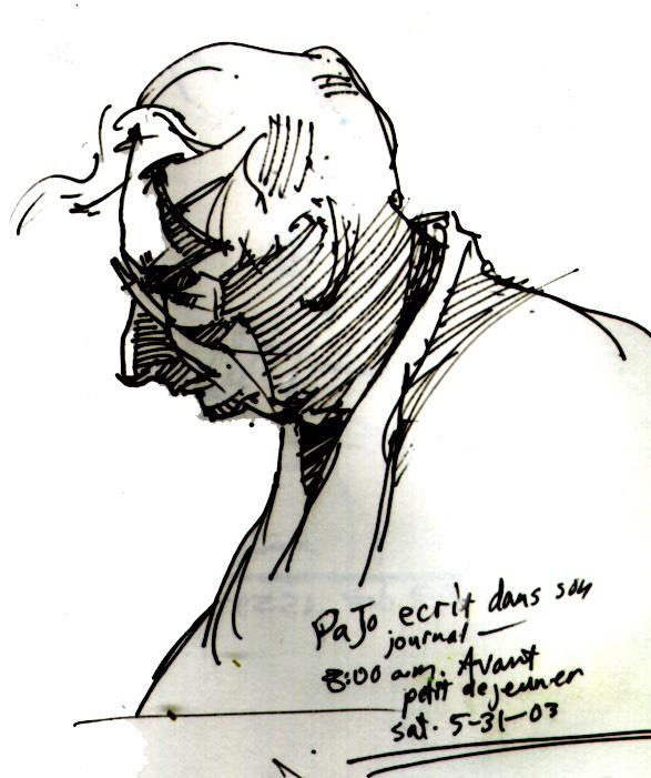 PaJoe sketch