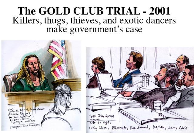 Gold Club trial