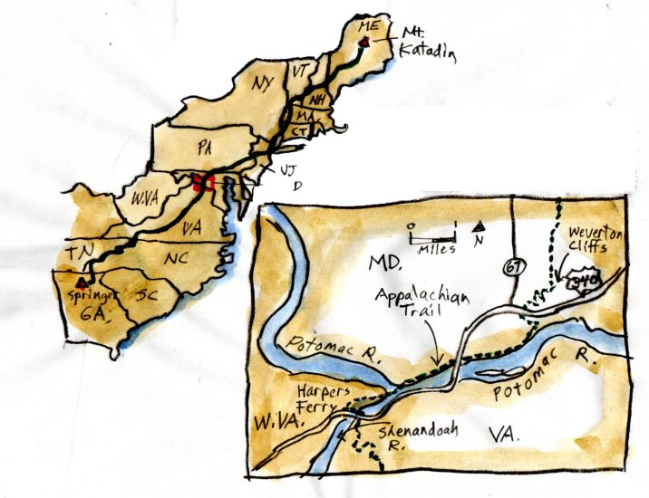 Harpers Ferry map 72 dpi