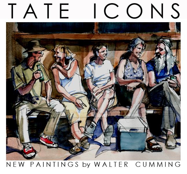 Tate icons