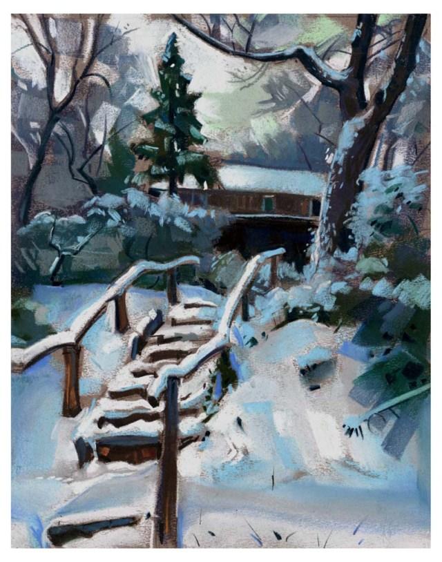 Winship house January 23 72