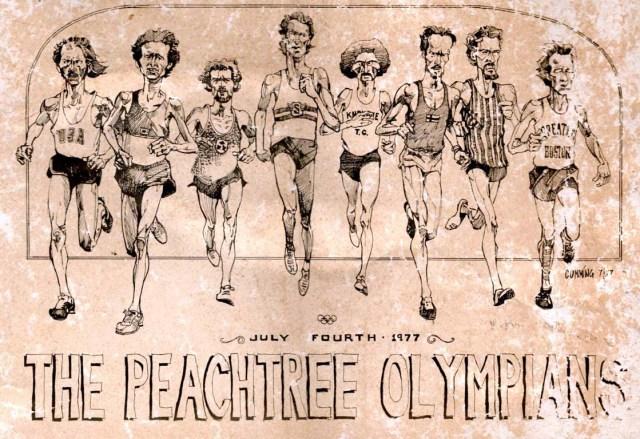 Peachtree Olympians 72