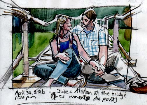 Wedding sketch front 72