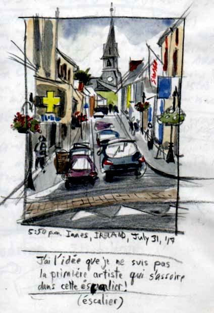 Ireland sketch6
